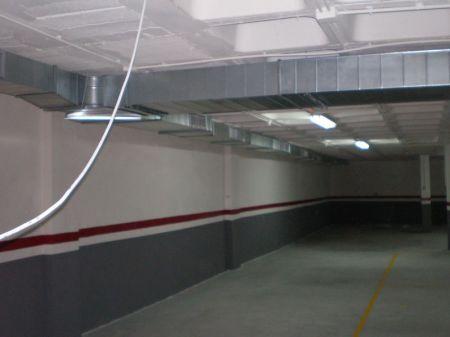 Extraccion de garajes