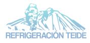 logotipo de REFRIGERACION TEIDE S.L.